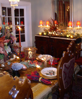 A Romantic Life The Victorian Gourmet Tablescape Thursday