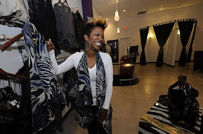 Kandi Burruss Clothing Store Locations New