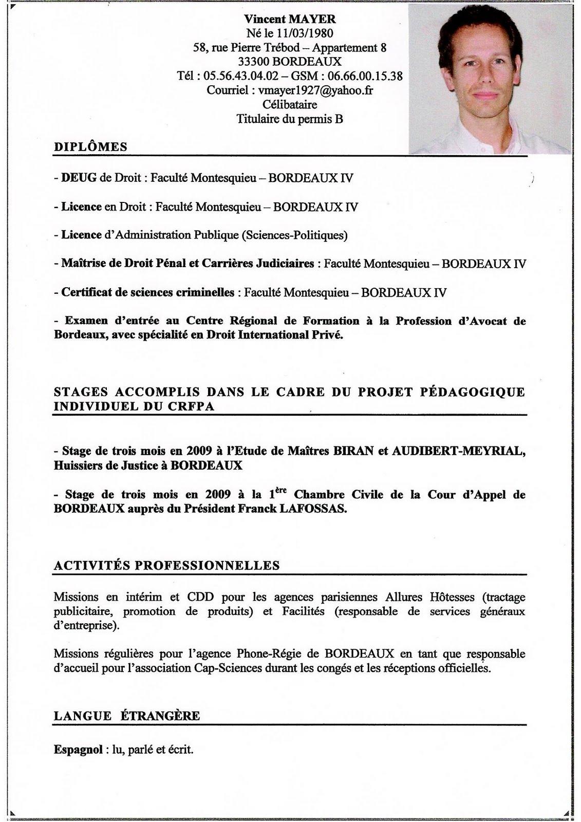 el u00e8ves avocats de la promotion 2010 de l u0026 39 eda alienor  cv