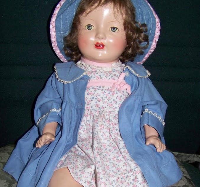 Doll Land Horsman Composition Dolls
