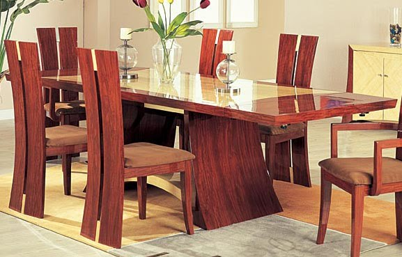 Latest Furniture Dinning Table And Dressing