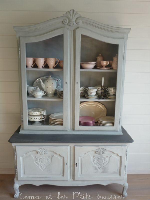 Fauna decorativa Muebles restaurados para la cocina