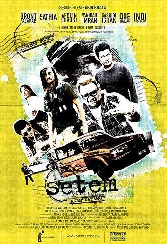 Review Filem : Setem
