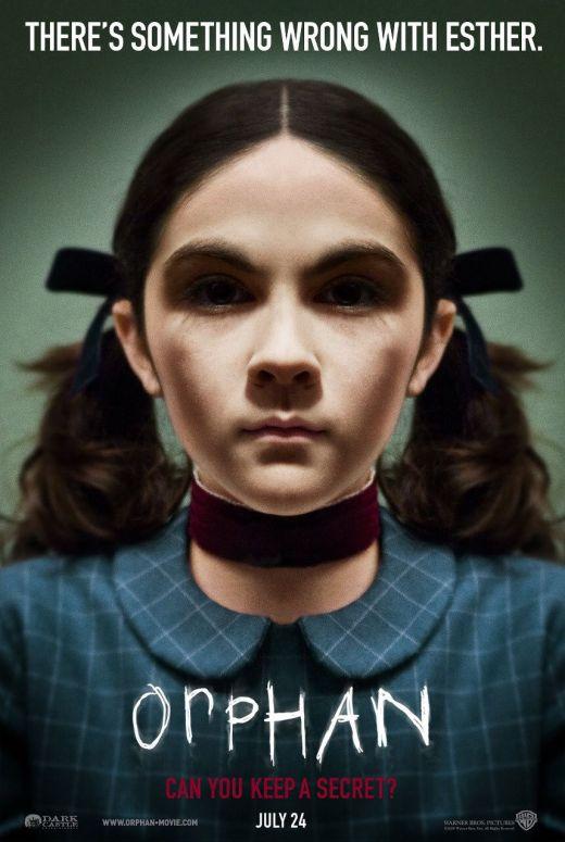 Review Filem : Orphan