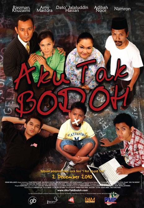 Review Filem : Aku Tak Bodoh