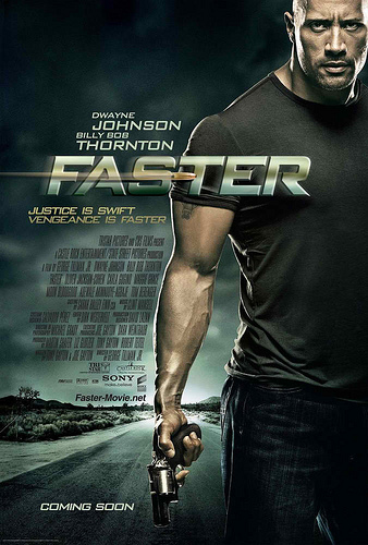 Review Filem : Faster
