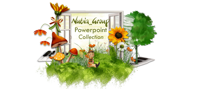 * Nubia_group Powerpoint Collection *
