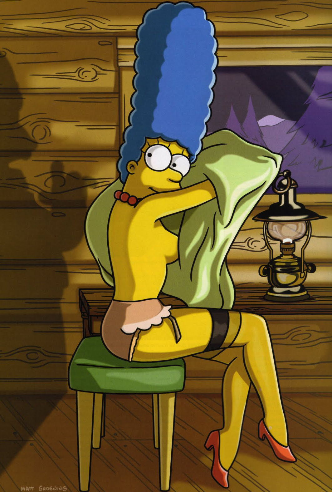 sexy hot naked marge simpson fotos