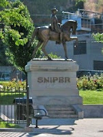 Gen. Sniper monument