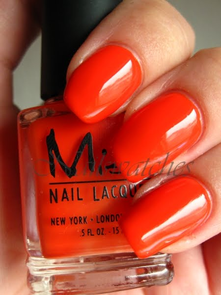 Delicious Nail Designs: Nailswatches: Misa Um You're Too Delicious