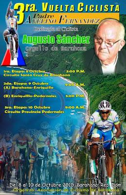 3ra. Vuelta Ciclista Padre Avelino Fernandez 2010