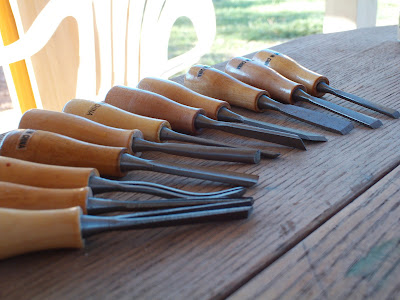 Miscfits Harbor Freight Wood Carving Tools