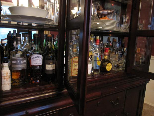 Modern Liquor Cabinet Joy Studio Design
