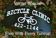 Bike Clinic Winter Special