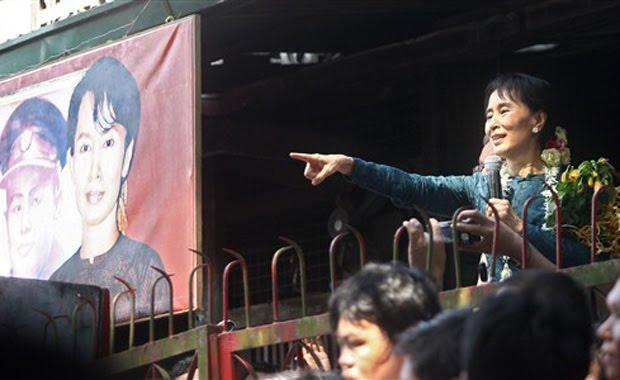 Prefiro A Paz Mais Injusta à Mais Justa: Serviço Paz E Justiça SERPAJ-Brasil: Aung Sun Suu Ky Está