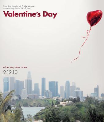 Valentine's Day affiche du film