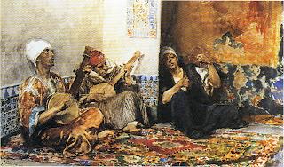músicos andalusíes