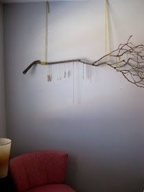 Miken S Crafts More Diy Tree Branch Jewelry Holder