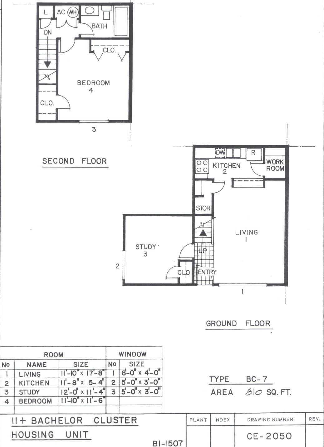 Circus K9 November 2009 – Saudi Aramco Housing Floor Plans