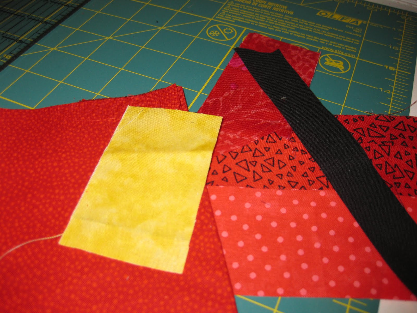 Little Star Quilts Paper Piecing