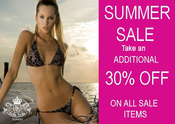 4fbed5d8c4 Enjoy 30% additional on all sale merchandise for a limited time at Bella  Bella Boutique. Type code