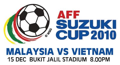 Keputusan Malaysia Vs Vietnam Separuh Akhir 1 Piala