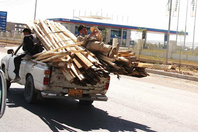 Har kommenterar tv4 experterna travlopp i en lastbil