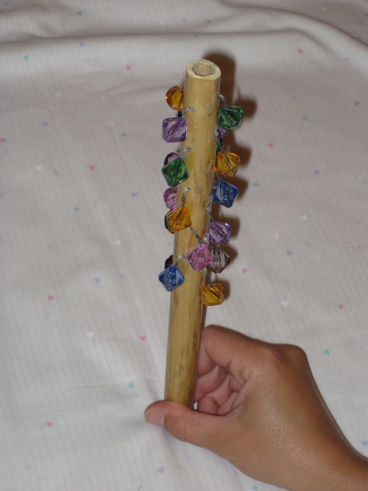ingls para todos Instrumentos musicales escolares caseros