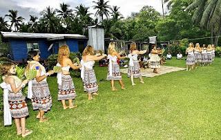 Babasiga: When vavalagis dance the meke
