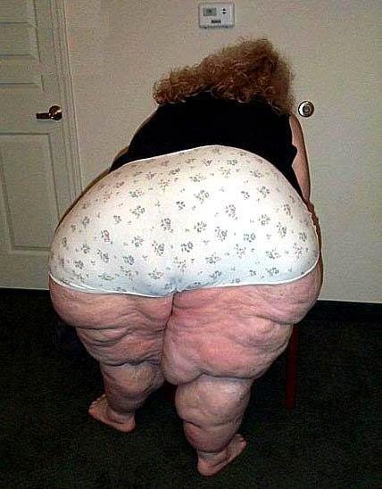 Obese Ass 50