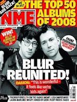 Blur se reune el 2009