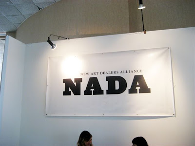 Joanne Mattera Art Blog Fair And Fair Alike Miami 2009 Nada