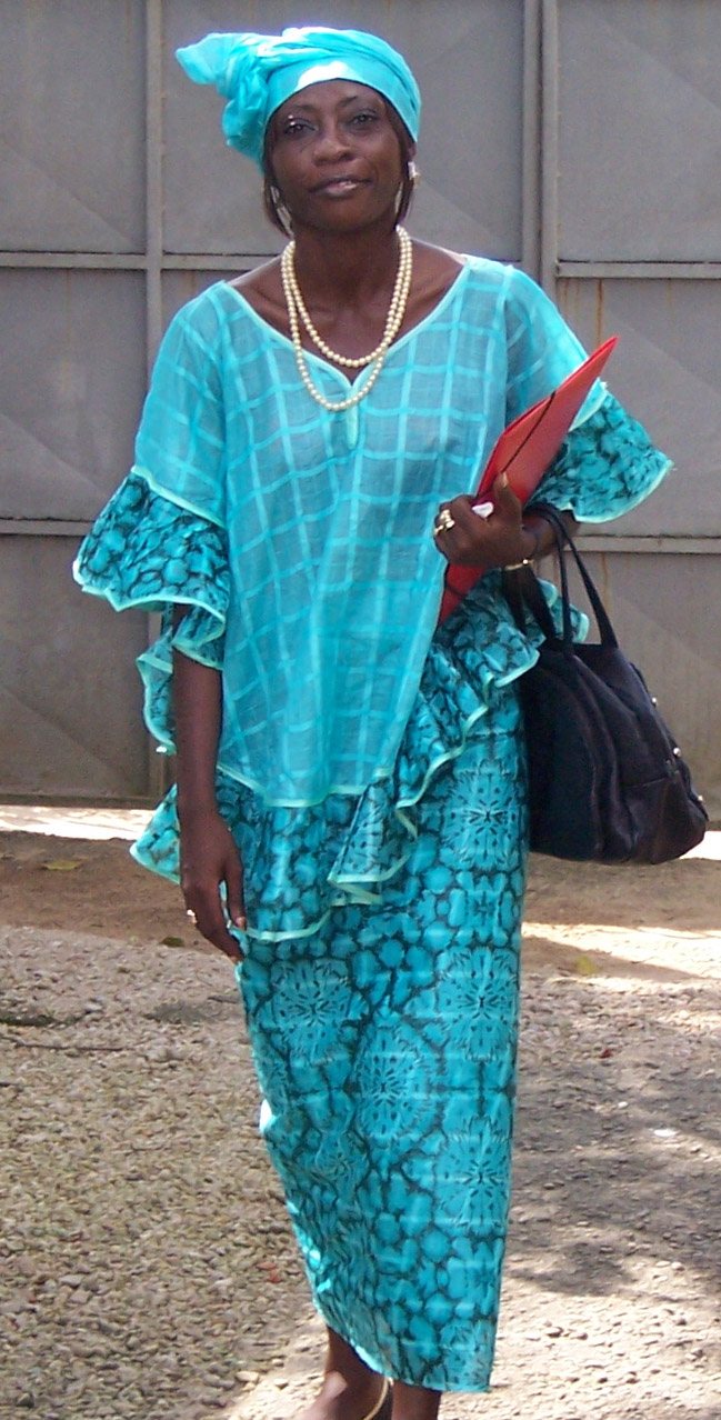 Tradition Dress Of South Africa 113