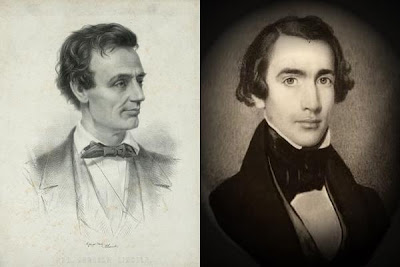 Abraham Lincoln and Joshua Speed