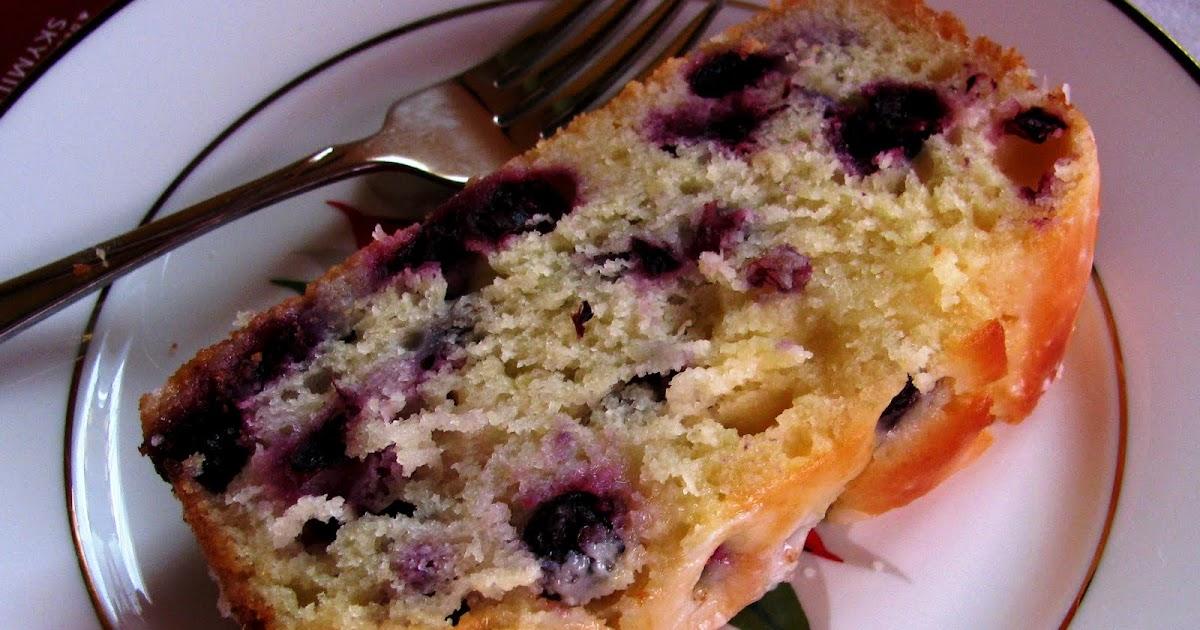 Ina Garten Lemon Blueberry Cake