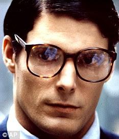 Clark Kent?