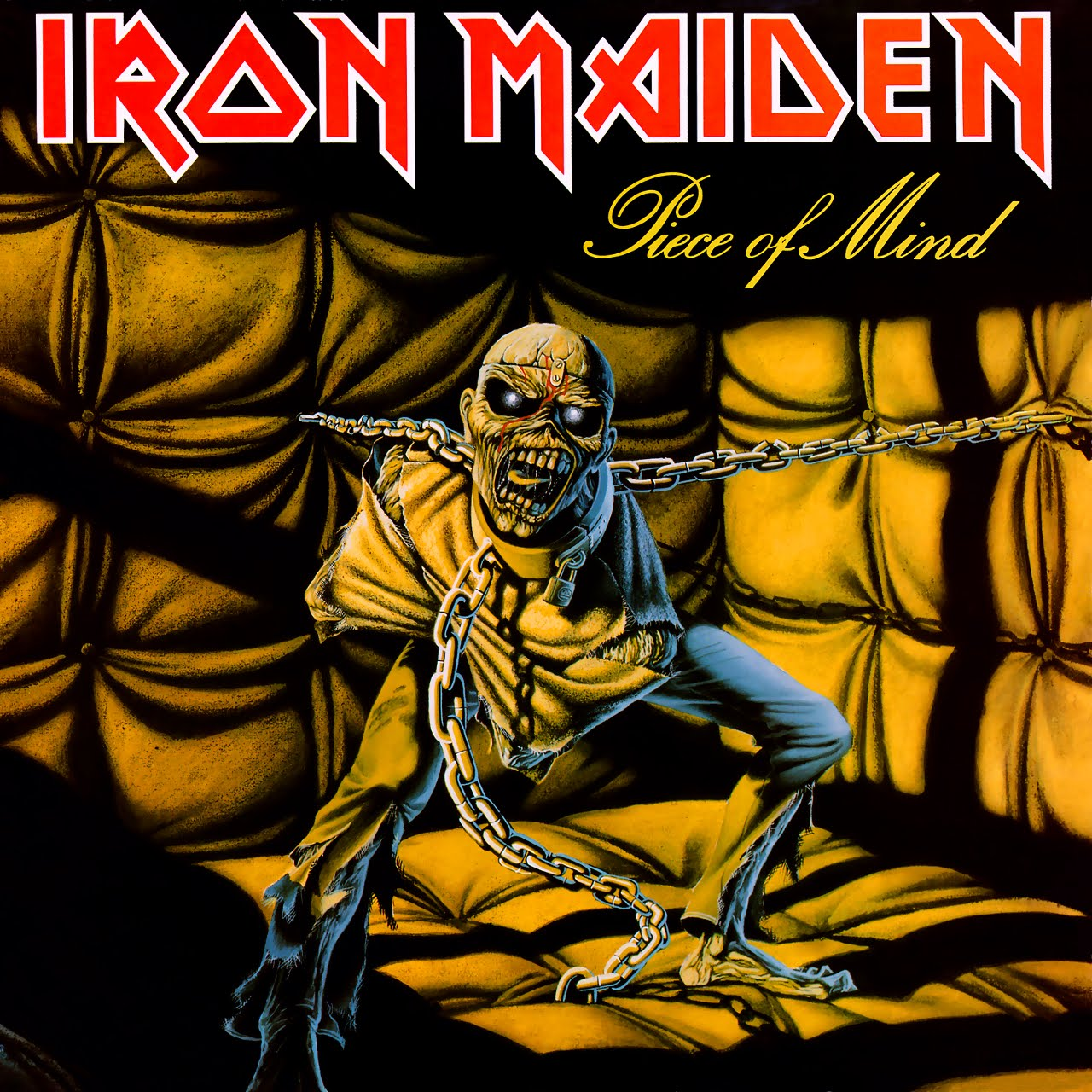 I Can Play With Madness Iron Maiden