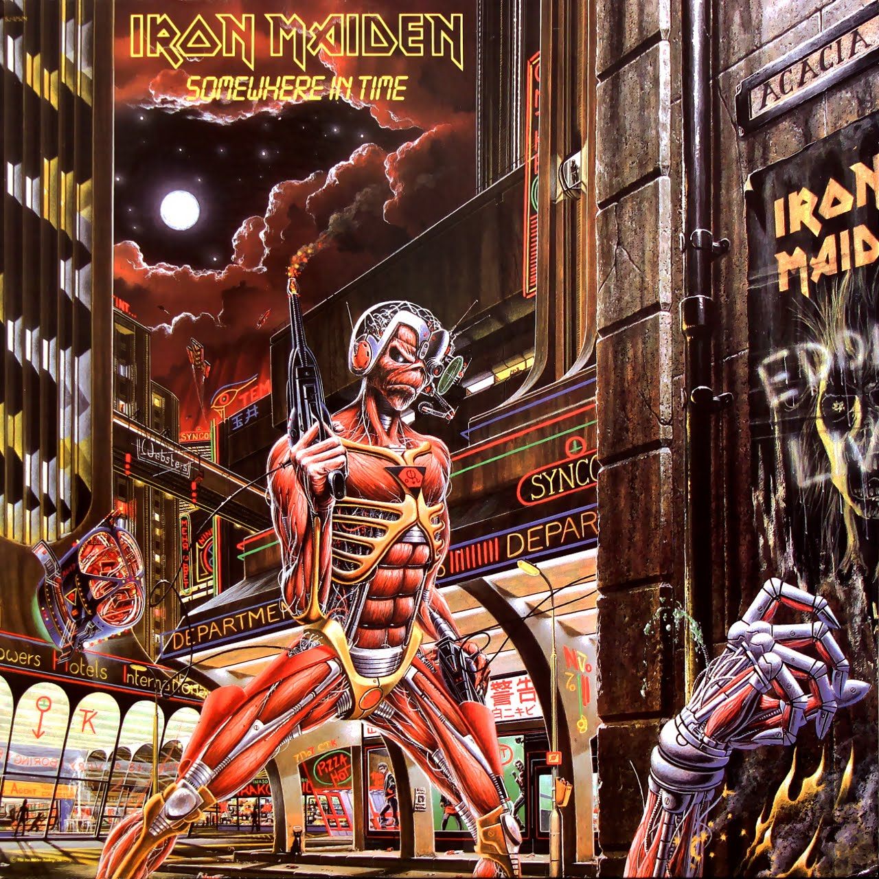 Jimsmash A Brief Guide To Iron Maiden S Albums