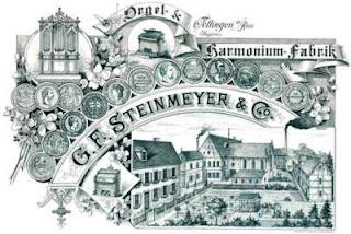 Steinmeyer, orguel, órgano, tubos