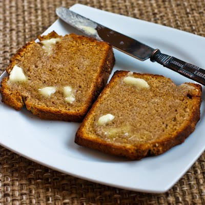 100% Whole Wheat Brown Soda Bread found on KalynsKitchen.com