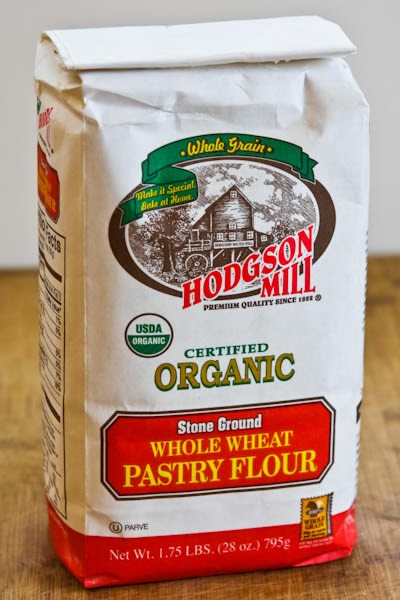 Make whole wheat pastry flour