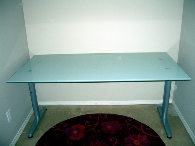 Sara S Moving Sale Brand New Ikea Galant Desk 150