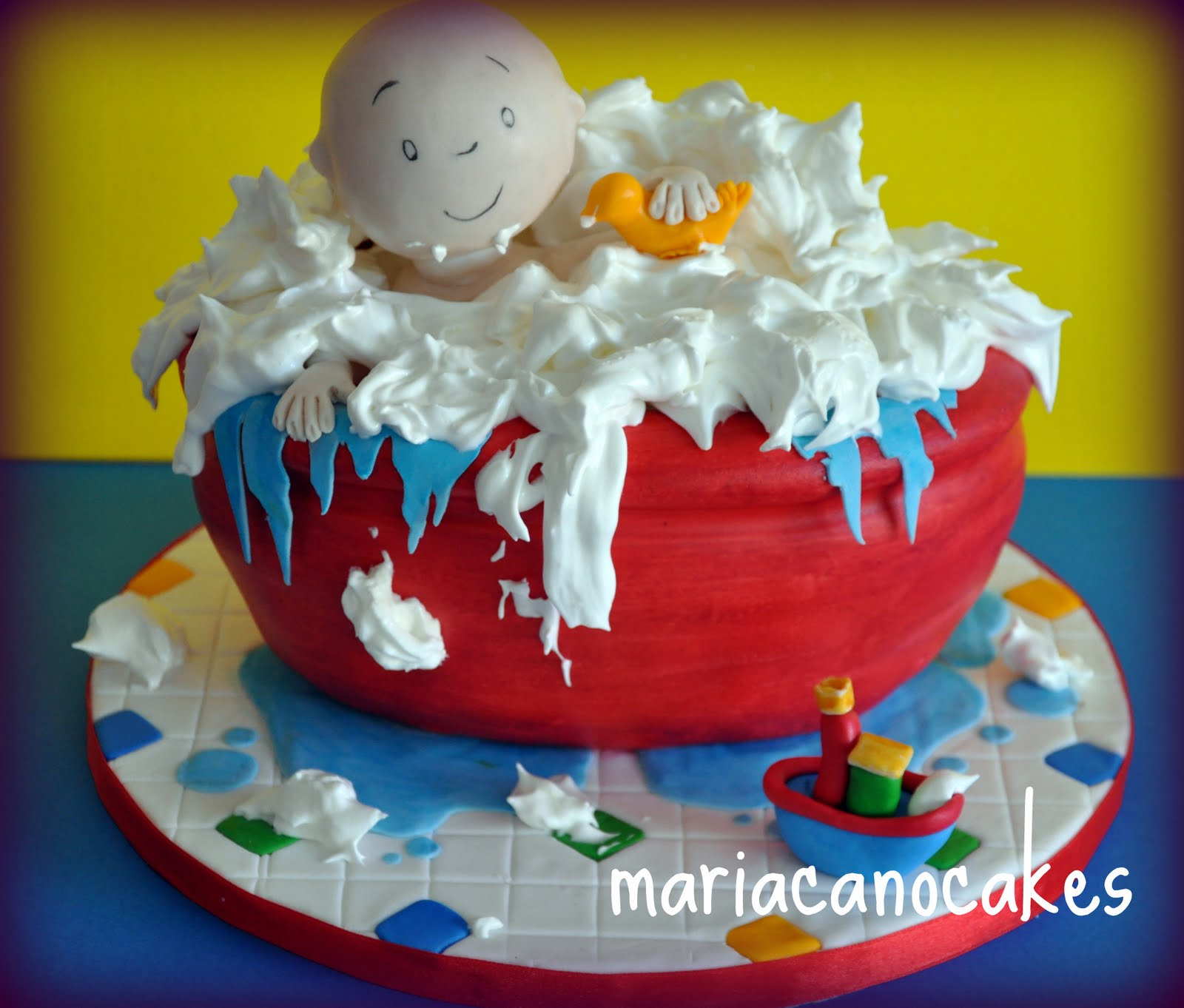 Nerf Dog Rugby Ball: Pin Coolest Caillou Birthday Cake 4 Cake On Pinterest