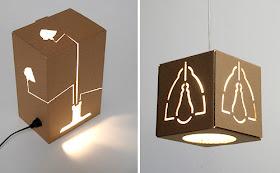 Interesting Light Creative Lighting Box