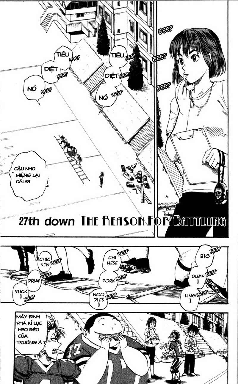 Eyeshield 21 Chap 27 . Next Chap Chap 28