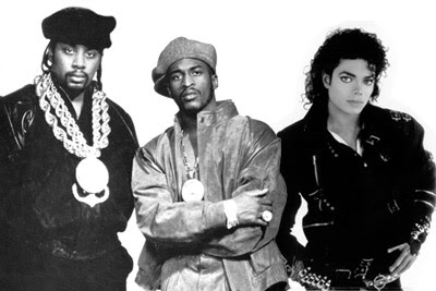 Eric B. & Rakim and Michael Jackson