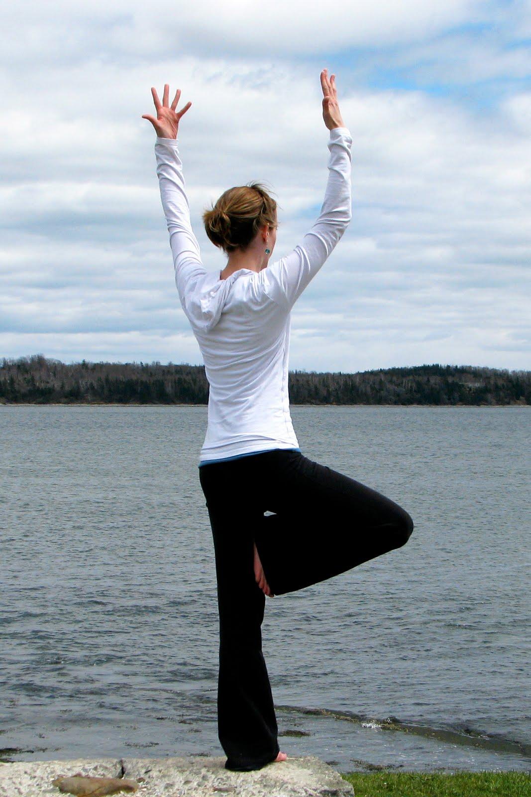 Eco Yogini: Karma Yoga; My Practice for CNIB