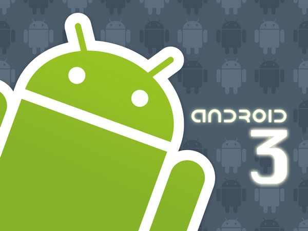 Presentation of Android 3.0 Honeycomb in what will be the year of the tablets