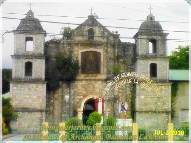 St. Michael De Archangel Bacnotan