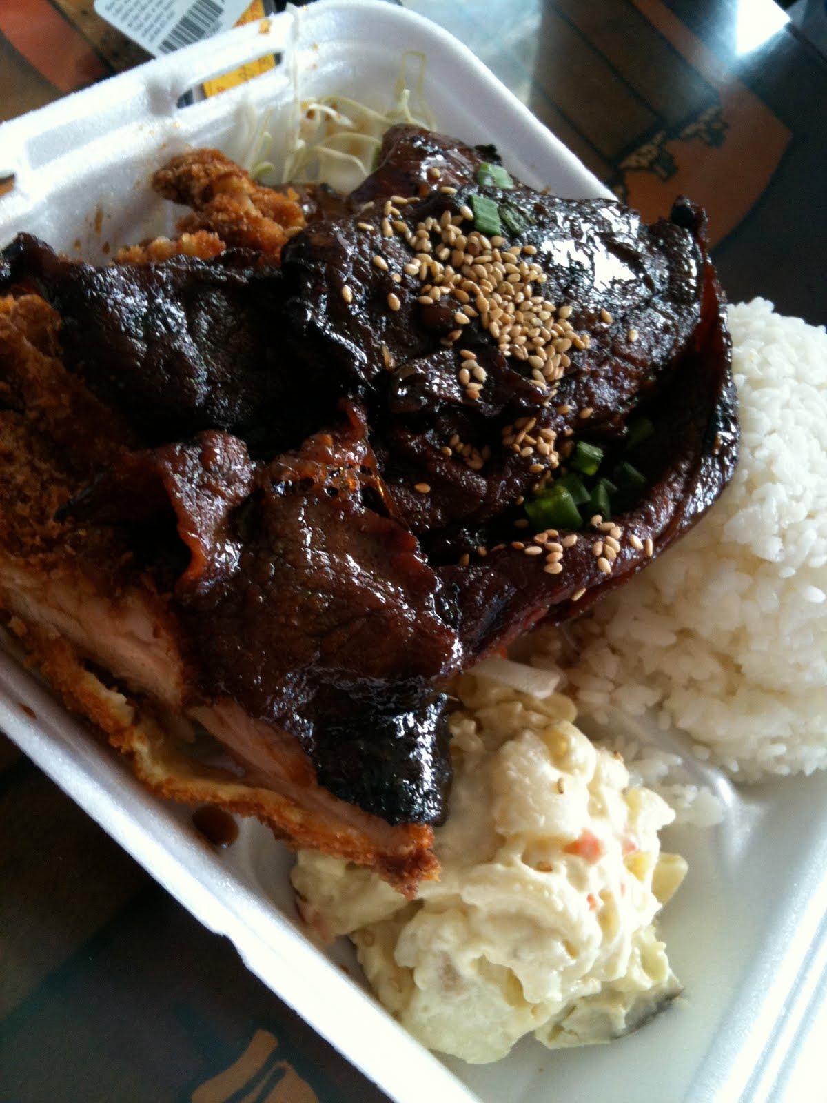 Maui: Da Kitchen Express, Kihei – dee Cuisine